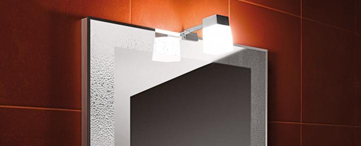 Fürdőszoba tükrök és világítása