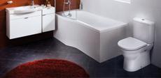 Megoldás kis fürdőkre