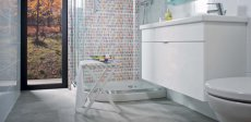 A Tigo Bathroom sorozat a JIKA-tól, egyedülálló megoldás kis és nem túl kicsi fürdőszobákhoz